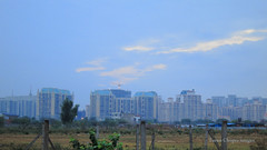 IMG_1544 (Tarun Chopra) Tags: gurgaon beautifulsky highrisebuildings canonpowershots100