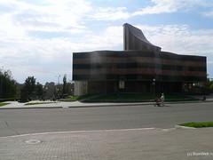 Мемориальный музей военного и трудового подвига.