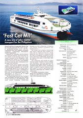 Fast Cat M1 (esy05) Tags: ferry cat m1 fast catamaran archipelago