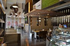 ร้านกาแฟและอาหาร be3 cafe ซอยประดิษฐมนูธรรม 3 ตรงข้าว Town in Town
