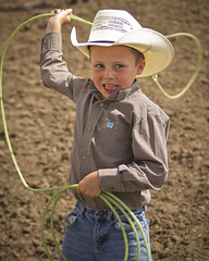 Kids' Rodeo (Sam Stukel) Tags: rodeo lariat roper roping lasso littlecowboy kidsrodeo
