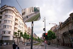 LCA Portra 400 14 (flyingfader) Tags: 35mm lomo lca lomography tram portra kodakportra400 v700 epsonv700