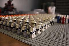 Clones! (SineX Troid) Tags: new trooper army star starwars palpatine captain wars clone rex 2013 sinextroid