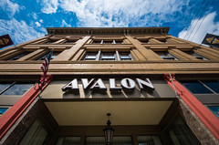 Avalon (bryanscott) Tags: building sign architecture typography unitedstates signage northdakota type fargo