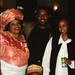 Chief Stephen Osita Osadebe (RIP) from Nigeria Hosted by  Equator Club Philadelphia Fouzia from Somalia with Nigerian People 1997 171 Friday