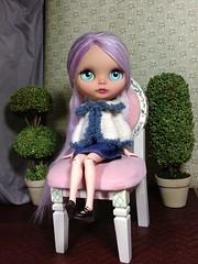Custom Blythe Sabrey by Swet Days Dolls