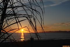 AugustThirtyFirst2013 (mcshots) Tags: ocean california sunset sea summer sky usa beach nature water clouds evening coast stock august socal mcshots losangelescounty