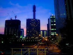 Queen's Square Yokohama  (Kay's...) Tags: japan finepix  fujifilm yokohama  ricohgr queenssquare   f200exr