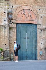 This is the real story of my life! (Andrea Mazzotta) Tags: italy nikon basilica tuscany siena stcatherine basilicaofsandomenico d3x basilicacateriniana