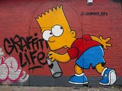 2013 09 graf_ 024 (mondo23) Tags: streetart london graffiti outsiderart graf september urbanart shoreditch hackney bricklane pasteups towerhamlets 2013 spraypiant