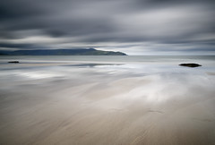 Cloud Reflections (annemcgr) Tags: longexposure ireland sea seascape beach water clouds reflections fineartphotography annemcgrath castlegregorykerry