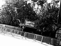 Fright Nights 2013 (ThemeParkMedia) Tags: park tourism halloween fun saw cabin woods witch thorpe horror blair theme nights attractions fright the in frights 2013