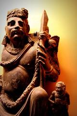 Panchika, Consort of Hariti (manalahmadkhan) Tags: pakistan sculpture statue stone museum buddhist lahore khyber schist gandhara pakhtunkhwa panchika