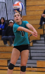 IMG_4525 (SJH Foto) Tags: school girls high shot action fort tournament age volleyball burst favourite mode dig bump libero lebeouf