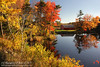 Fall Splendor (sminky_pinky100 (In and Out)) Tags: autumn red orange lake canada yellow barn reflections landscape pretty novascotia scenic foliage colourful fallcolours omot charleslake imageexcellence masterclasselite thenewmasterclass masterclassexhibtion