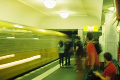 F1020014X (Megapixel City) Tags: urban berlin public mystery cities trains adventure human transit ubahn geography sbahn equality subways wormholes collectivity