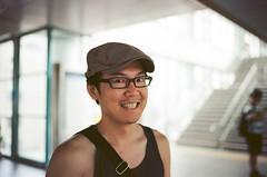 得意的中年大叔 (Danny Chou) Tags: leica black film 35mm kodak f14 snap taipei 100 mp ttl summilux asph ae rf viewfinder m7 fle ektar 黑色 072 負片 35mmf14 rangerfinder summiluxm 銀鹽 連動測距