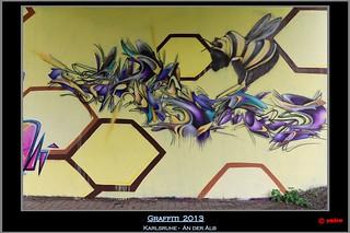 Artist:   WUAM (WorldNeedColors!)   (Detail from Killabeez with  CoRe, SiAK, REKZ(ST), DiZoE und OtiK)