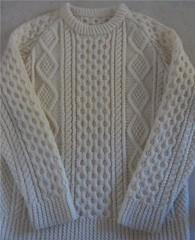 Vintage Aran wool sweater (Mytwist) Tags: irish classic vintage sweater knitting warm yarn jumper celtic knitted aran pullover handcraft handknitted knitwear aransweater handgestrickt aranjumper aranstyle