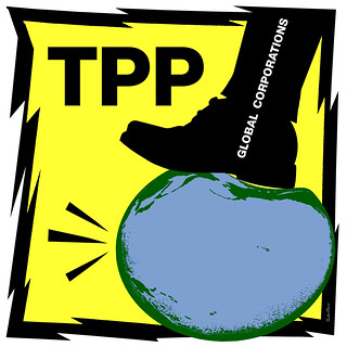 Stop TPP -- Total Peasant Pacification