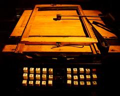 Wooden typewriter (na_photographs) Tags: wood history typewriter technology technik holz schreibmaschine geschichte