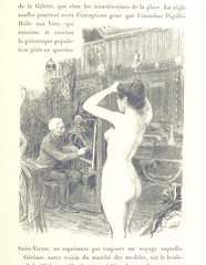 "British Library digitised image from page 143 of ""La Vie à Montmartre. Illustrations de P. Vidal"""