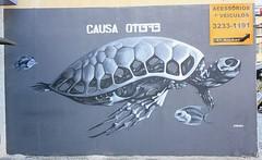 Causa Efeito (Curitiba) (fotoeins) Tags: city travel brazil urban streetart art canon geotagged eos kitlens curitiba parana xsi eos450d henrylee 450d canonefs1855mmf3556is fotoeins henrylflee geo:lat=2543406678244531 geo:lon=49274224787950516 fotoeinscom