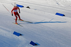 Men Pursuit - WC Biathlon Annecy-Le Grand-Bornand 2013