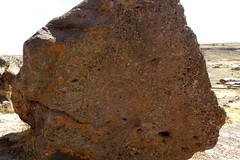piedra con petroglifos Sitio Arqueologico de Sillustani Peru 15 (Rafael Gomez - http://micamara.es) Tags: peru de la monumento perú ruina tumba zona con necropolis sillustani sitio puno epoca piedra kolla chullpas chulpa petroglifos arqueologico yacimiento chulpas necrópolis mortuorio