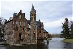 Bazel kasteel Wissekerke (Agnes Van Parijs) Tags: belgium belgique belgië chateau kasteel kruibeke bazel wissekerke