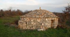 Xmas / New Year 2013, Croatia (roger.w800) Tags: shepherd farm croatia hut shelter rovinj agricultural porec istria stonehut istrian kazun
