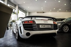 Audi R8 GT Spyder (Jeferson Felix D.) Tags: canon eos spider convertible spyder gt audi cabrio cabriolet r8 conversivel 60d canoneos60d v10audi audir8gt audir8gtspyder