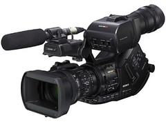 Sony PMW-EX3 XDCAM EX Full HD Handheld Camcorder