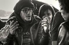 Chantons dans le bus (Graffyc Foto) Tags: bus de la nikon photographie national le salon nikkor edition hdr dans artistes 3eme 70300 d300 chansons chanteurs chantons