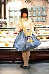 Maison Paulette Royal Crowns (A N B A) Tags: world cute classic coffee fashion temple emily sweet innocent lolita harajuku
