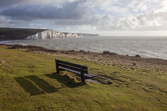 The Seven Sisters coastline_03 (a roving eye) Tags: sea england sussex coast chalk cliffs coastline sevensisters southdowns paulmansfield sevensisterscountrypark arovingeye