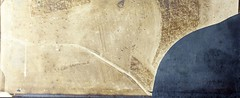 AL25_000030 (San Diego Air & Space Museum Archives) Tags: jamesfaye worldwarone france aerialphotography aerialphotograph aerialphoto thegreatwar greatwar worldwari thefirstworldwar wwi ww1 shellcrater