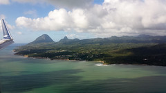20140103_144056 (jaglazier) Tags: panorama mountains clouds islands landscapes waves shadows january cities carribean aerial oceans resorts urbanism forests stlucia volcanos 2014 vieuxfort 1314 saintlucia rainforests aerialphotos lepitons copyright2014jamesaferguson