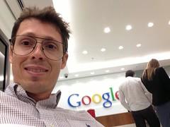 Visita no Google Brasil