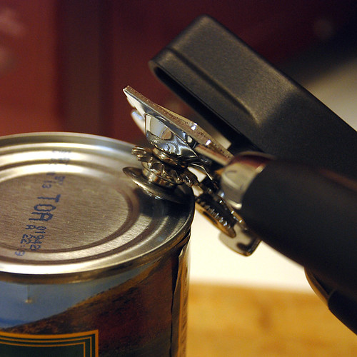 "Stainless Steel Can Opener - Kitchen Gadgets by Cuina Kitchen <a style=""margin-left:10px; font-size:0.8em;"" href=""http://www.flickr.com/photos/115365437@N08/12108782216/"" target=""_blank"">@flickr</a>"