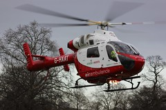 Herts & Essex Air Ambulance (Matt Sudol) Tags: air ambulance medical helicopter service care emergency critical hems helimed