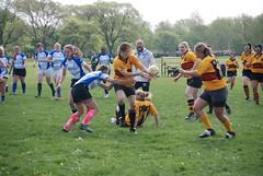 Detroit Tradesmen Women's Rugby vs DRFC