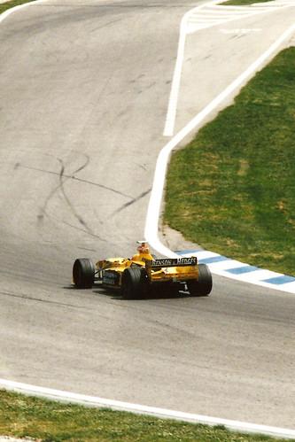 Ralf Schumacher: Jordan 198-Mugen