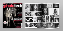 Parution presse : Phototech n30 (fvrier/mars 2014) (LEVARWEST) Tags: bw silhouette nb phototech