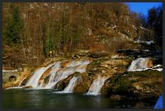 Lumire et Eau (christophe perraud) Tags: france jura cascade 39 franchecomt