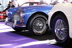 Jaguar XK 120 OTS Roadster. Este deportivo británico es del año 1953.