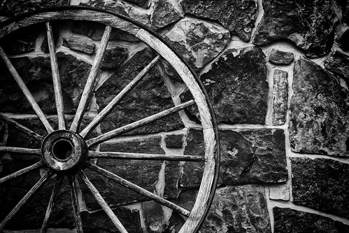The Old Wagon Wheel_MG_3095 by Kool Cats Photography over 4 Million Views, on Flickr