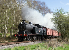 GER N7 0-6-2T No. 69621-Churnet Valley (norman-bates) Tags: