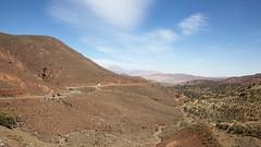 High Atlas mountain drive (dirk huijssoon) Tags: africa desert northafrica islam morocco marokko nkc campertour camperreis nkcrondrit rondritmarokko20144 nedrlandsekampeerautoclub camperreismarokko nkccampertout nkcreis