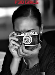 Fed Girls (Asiacamera) Tags: zorki camera leica cute sexy philippines manila filipina russian fed asiacamera